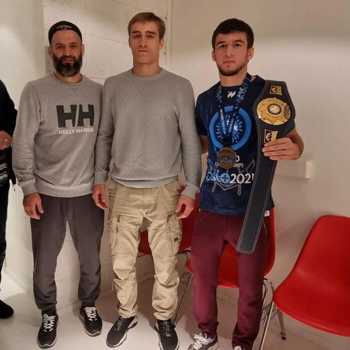 Загир Шахиев — чемпион мира!
